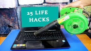 25 Amazing Life hacks You Should Know this | Brilliant life hacks
