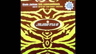 Gisele Jackson - Love Commandments (Danny Tenaglia Remix) 1996