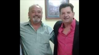 Jorge Ferreira canta com amigo Tony Carvalho