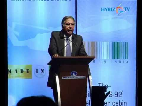 Ratan Tata, Tata Group Chairman