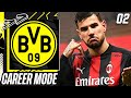 THIS SIGNING IS GOING TO TRANSFORM OUR DEFENSE!!!🤩 - FIFA 21 Dortmund Career Mode EP2