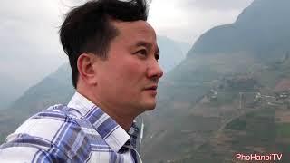 Hành trình từ Thị trấn Đồng Văn đi Thị trấn Mèo Vạc qua Đỉnh Mã Pí Lèng.
