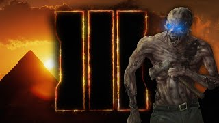 "Black Ops 3 Zombies | ""NEW EGYPT ZOMBIES MAP""!? Mummy Zombies + Pyramids? (BO3 Zombies)"