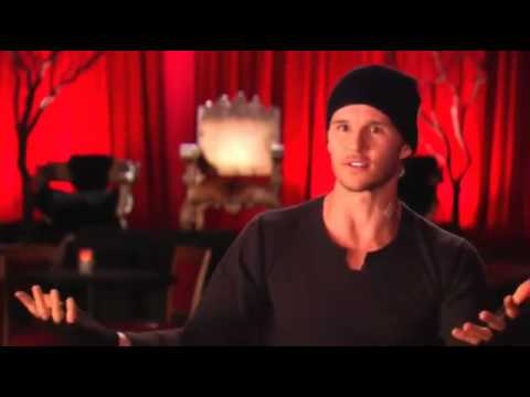 Ryan Kwanten on finally working with Denis O'Hare