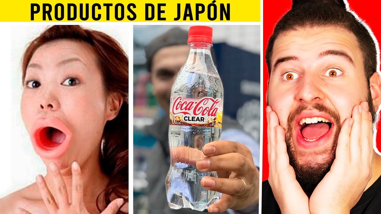 Extraños Productos Japoneses Que No Sabías Que Existían