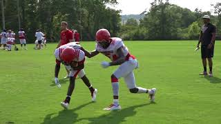 Jacksonville State Football - 2018 Fall Camp - Practice No. 14