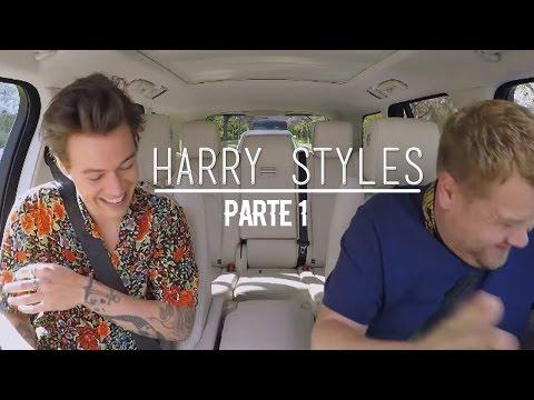 Harry Styles Carpool Karaoke | Parte 1 [Subtitulado]