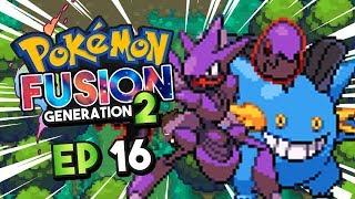 Pokemon Fusion Generation 2 Part 16 NEW KANTO GYM LEADER Pokemon Fan Game Gameplay Walkthrough Video