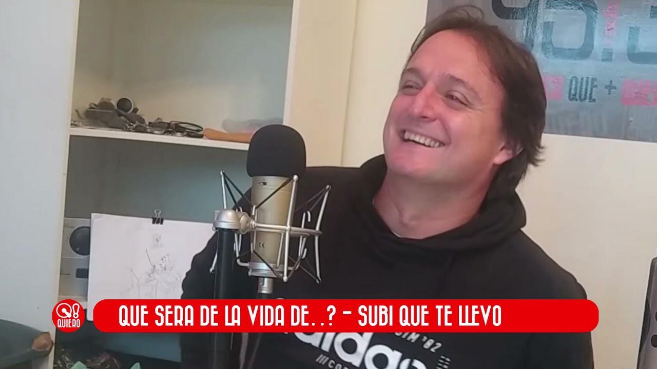 Fernando Calcaterra en Subí que te llevo