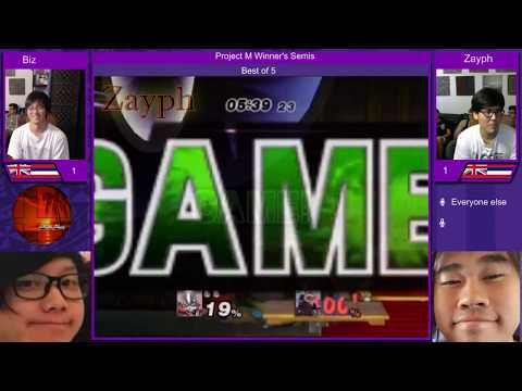 Invincible 4: A Project M Combo Video feat. Hawaii, ThundeRzReiGN, Sosa, and Blank!
