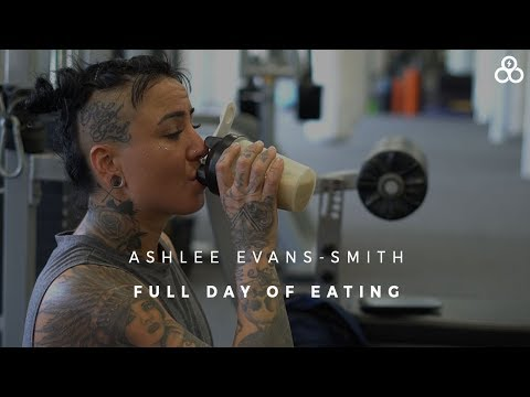 Ashlee Evans-Smith | Vegan UFC Fighter: Full Day of Eating