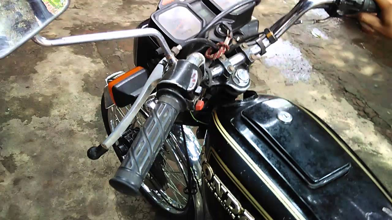 Honda Gl100 Original Mantapp Youtube