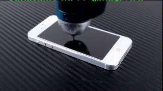 Супер тест защитного стекла для apple iphone(Наш магазин предлагает вашему вниманию отличное защитное стекло для вашего apple iphone 6 повышенной прочности..., 2015-10-11T12:45:27.000Z)