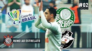Baixar DERBY PAULISTA NA COPA DO BRASIL!!! - RUMO AO ESTRELATO #02 | PES 2019