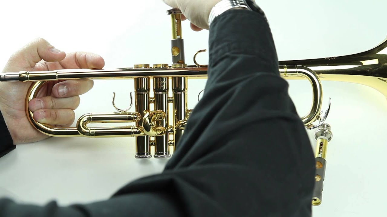 How to Identify and Match Trumpet Valves to Casings / Valve Oil  Troubleshooting
