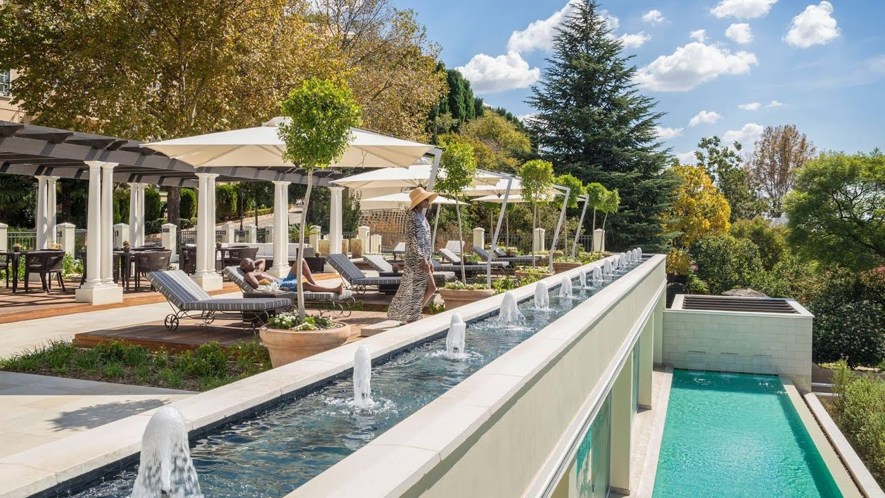 Four Seasons Hotel The Westcliff Johannesburg South Africa Review Impressions You