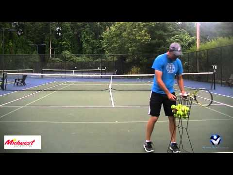 Forehand Tip: Number 1 Tennis Tip to Master Directional Hitting