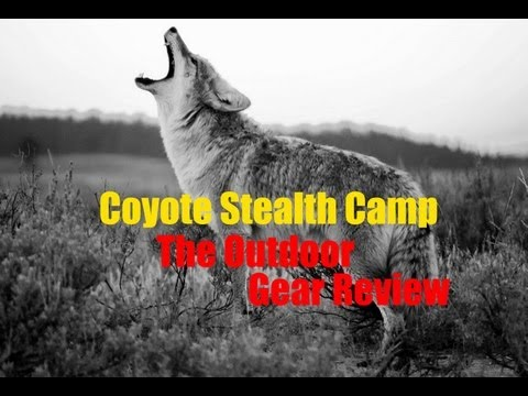 Coyote Stealth Camp - Overnight Adventure - The Outdoor Gear Review