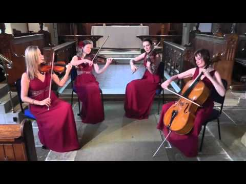 Palladio Karl Jenkins played by Bowfiddle Strings