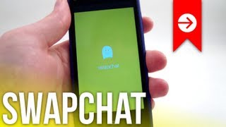 SwapChat: the first SnapChat app for Windows Phone