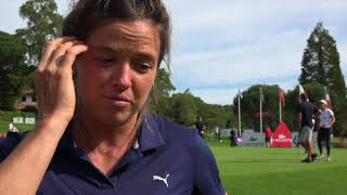 Lacoste Ladies Open de France 2017 : L'image du jour (mercredi)