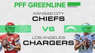 Gambling analysis: Kansas City Chiefs vs Los Angeles Chargers | PFF