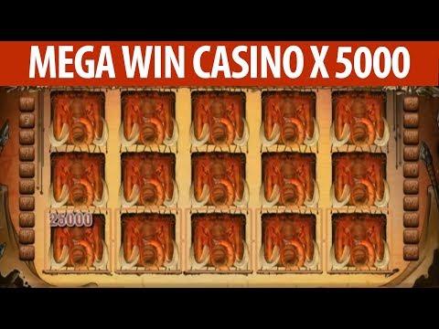 X5000. TOP 5 SUPER BIG WIN CASINO ONLINE. MEGA WIN CASINO STREAM SLOTS MACHINES