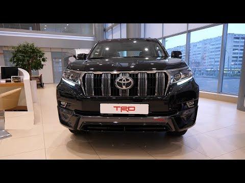 Toyota Land Cruiser Prado Trd 2019 Pov Review Youtube