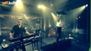 Jennifer Rostock-Live@zdf@bauhaus