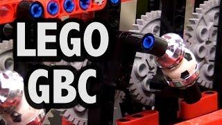 Tour the LEGO Great Ball Contraption at BrickFair Virginia 2016