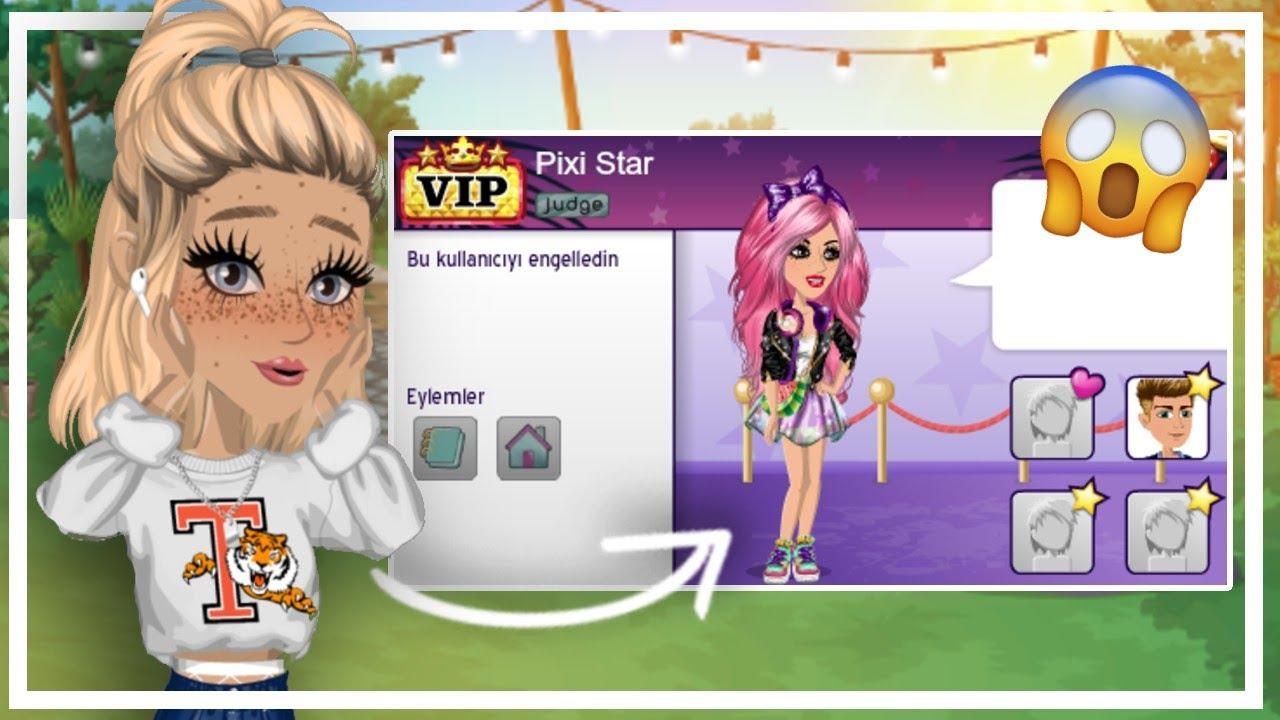 MSP PİXİ STAR'I ENGELLEDİM!!! (Pixi Star'ı Engelleme Hilesi!)