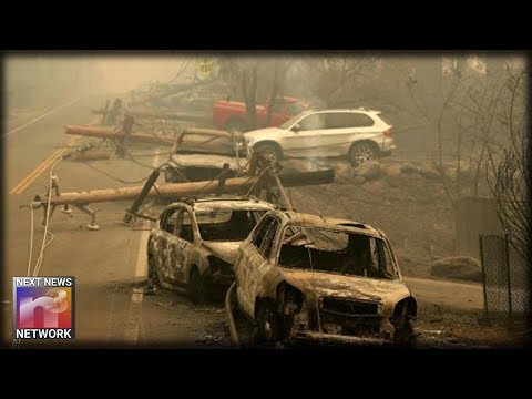 As California Wildfires Rage Local Utilities Get BAD NEWS