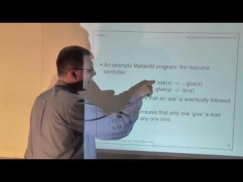 03-04 Concurrent Metatem - A Logic-based Multi-agent Programming Language
