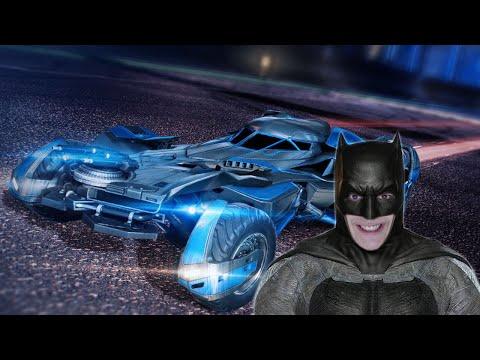 Rocket League - Batmobile - Bölüm 5