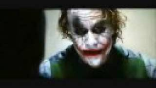 The Joker - SillyWorld -  (Dark Knight Fanvid)