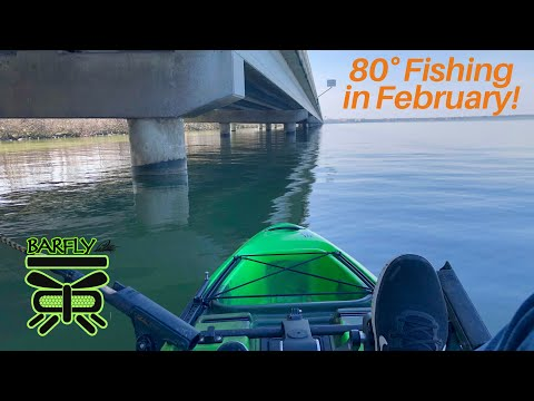 Quick Trip Out On Lake Ray Hubbard In My Kayak!