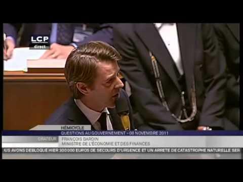 François Baroin - Assemblée Nationale