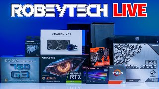 Black Friday Deals - Giveaways + $3000 Build in P500a (Ryzen 5950x / Gigabyte RTX 3070)