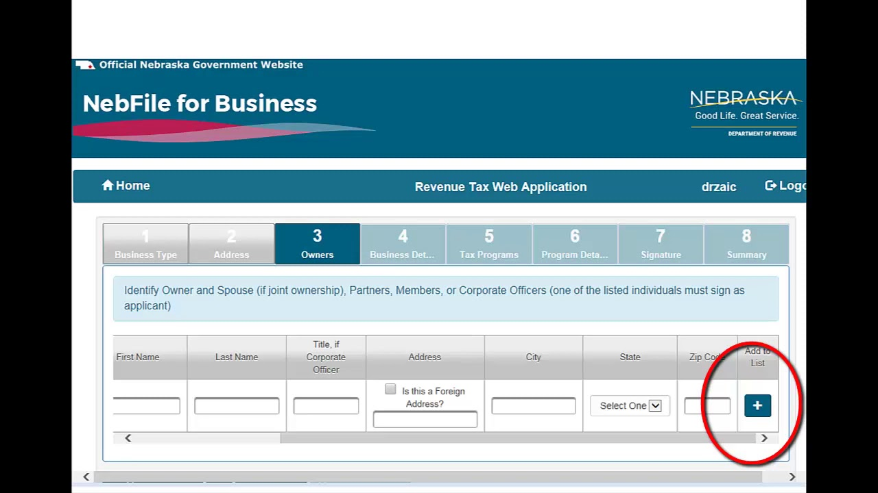 how to register a business online