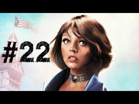 Bioshock Infinite Gameplay Walkthrough Part 22 - Rosalind & Robert - Chapter 22