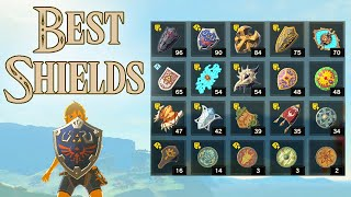 BotW Best Shields | What, Why & Where