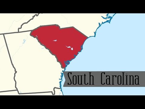 Two Minute Tour of South Carolina: 50 States for Kids - FreeSchool