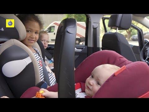TCS-Test: Kindersitze Im Auto