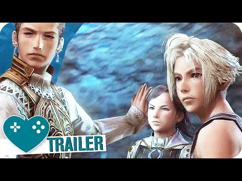 FINAL FANTASY XII: THE ZODIAC AGE Trailer (2017) PS4 HD-Remaster