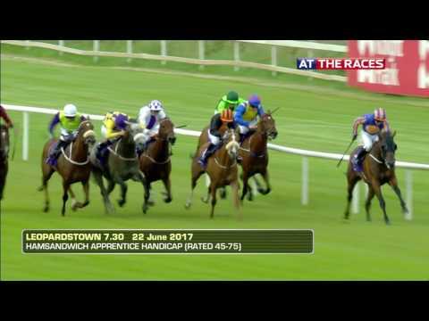Leopardstown racing highlights 22nd June 2017
