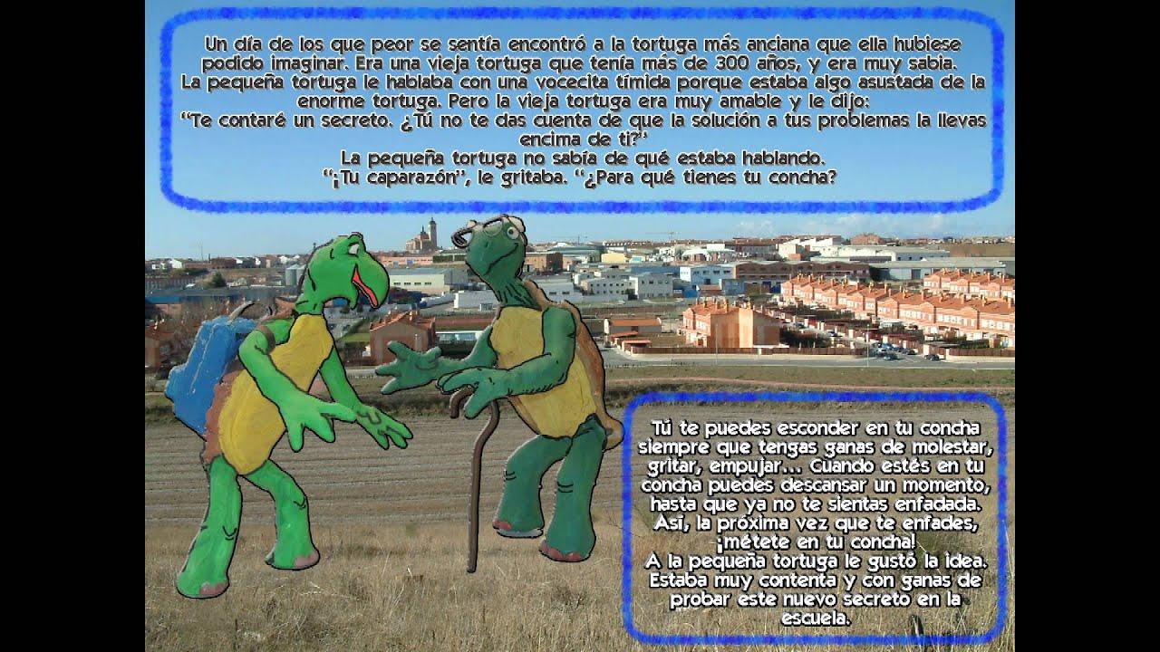 El cuento de la pequeña tortuga - YouTube