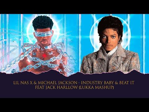 Lil Nas X & Michael Jackson – INDUSTRY BABY & BEAT IT Feat. Jack Harllow (Lukka Mashup)
