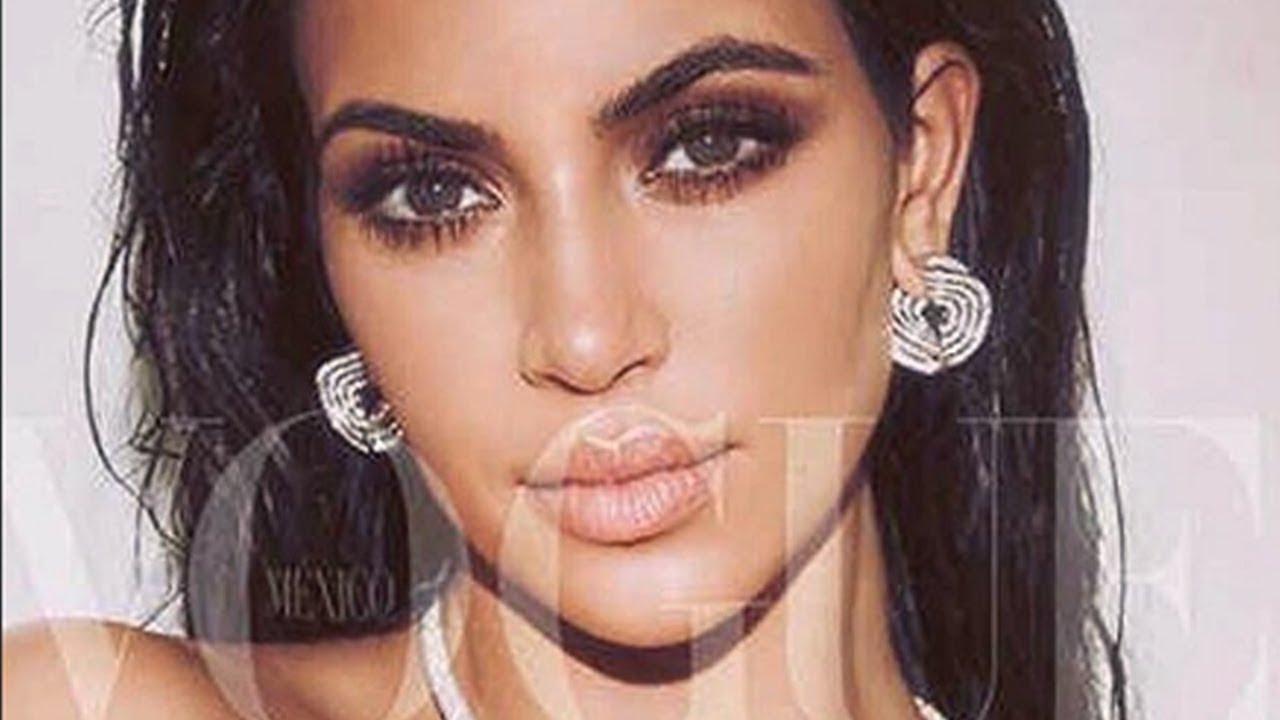 Kim Kardashian Makeup Tutorial Makeup Transformation Perfect