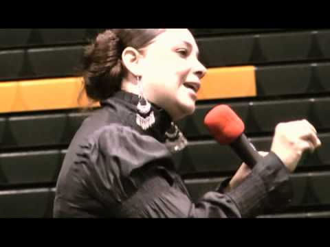Yvonne H Williams at LBYL Rally- pt1