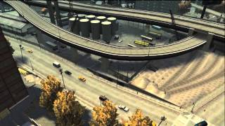 Grand Theft Auto 4 - Extreme Hardcore Stunt Montage 2 (HD)